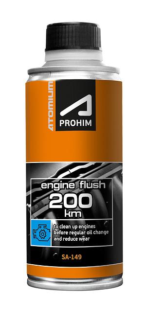ATOMIUM A-PROHIM Preplach motora (Šetrné preplachovanie)