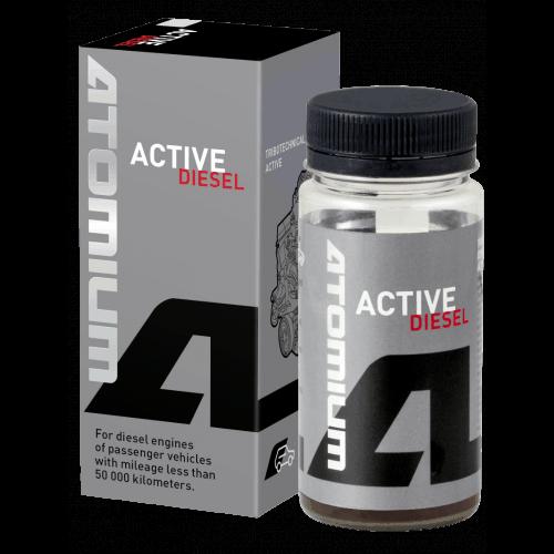 Atomium Active Diesel (aditívum pre naftové motory do 50 000 km)
